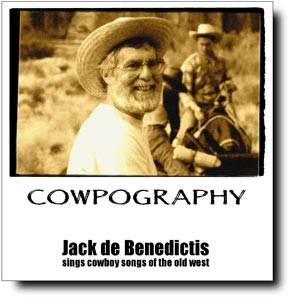 The Cowpography cover